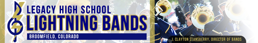 Legacy High School Bands