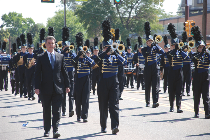 Stansberry Parade